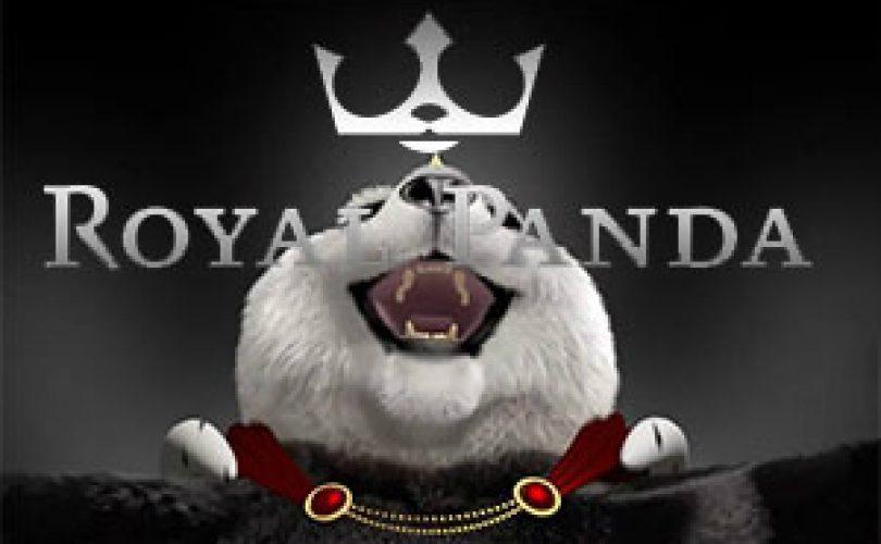 Prijs in het Royal Panda casino!