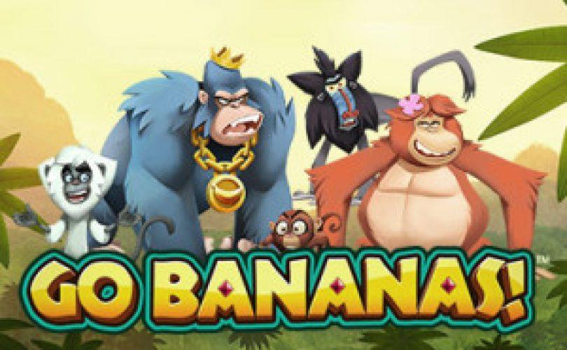 Take the jump door Go Banana!