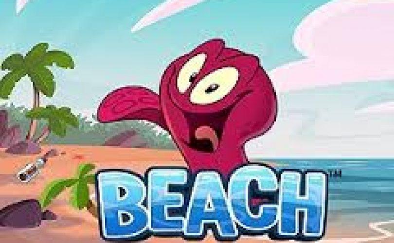Beach gokkast zorgt voor een echte beach vakantie!