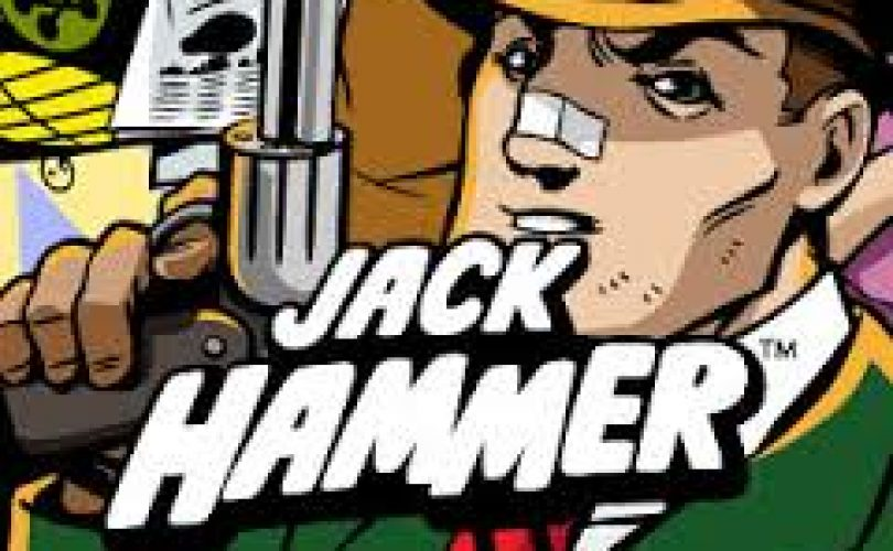 Jack Hammer gokkast bezorgt Jan een nieuwe camera.