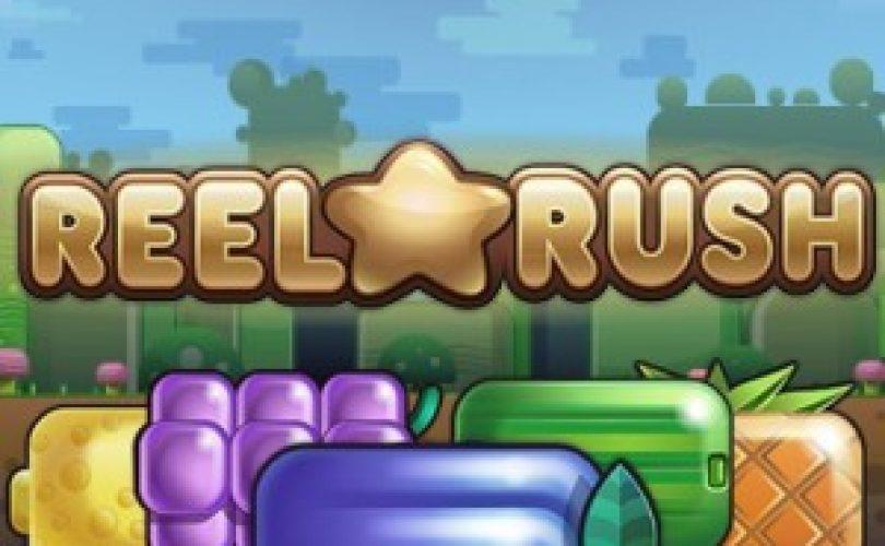 Tussen de aardappels door een jackpot winnen door Reel Rush!